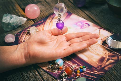 pendule divinatoire en ligne